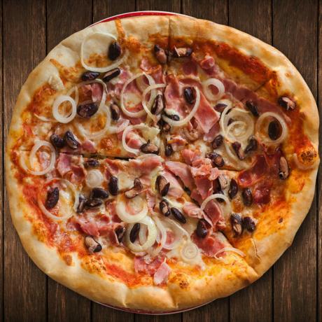Pizza Piedone
